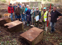 Archaeology in Telford Town Park